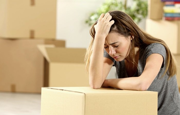 Stress Moving