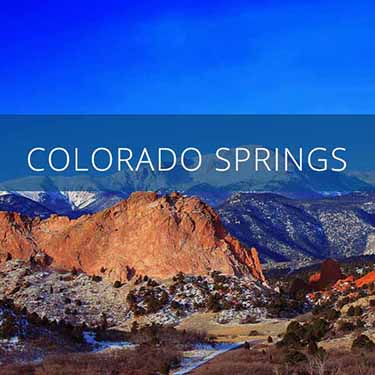 Locations - Colorado Springs