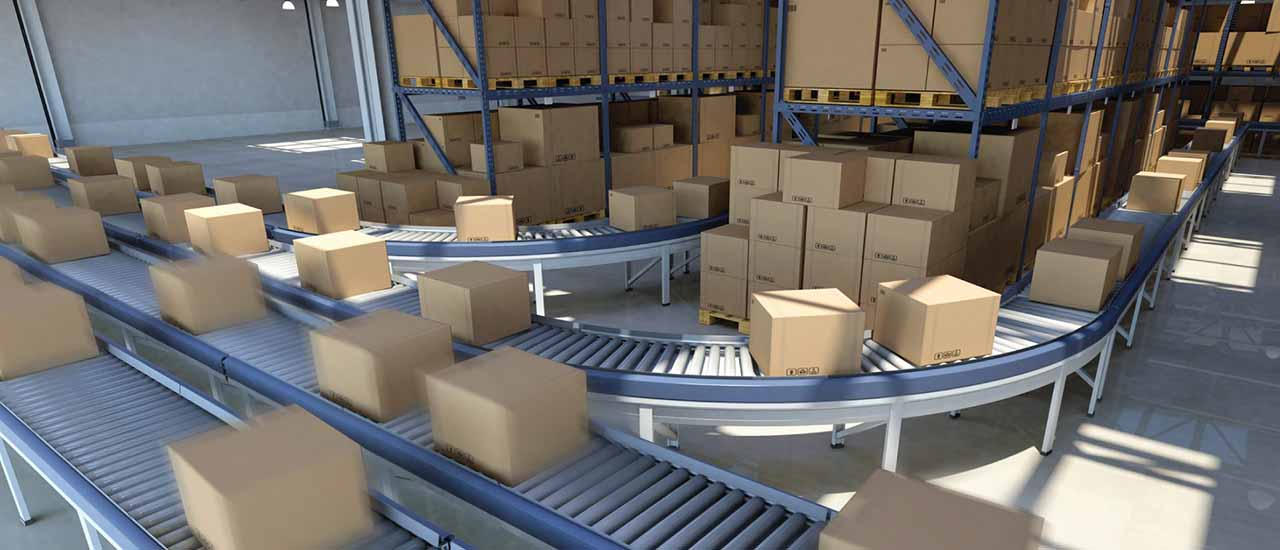 Storage - Warehouse Distribution
