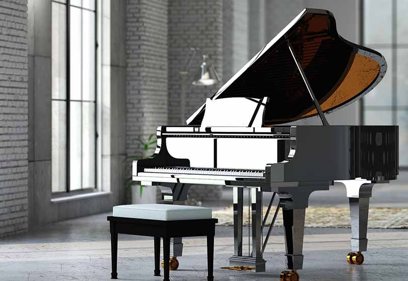 Storage - Piano Storage