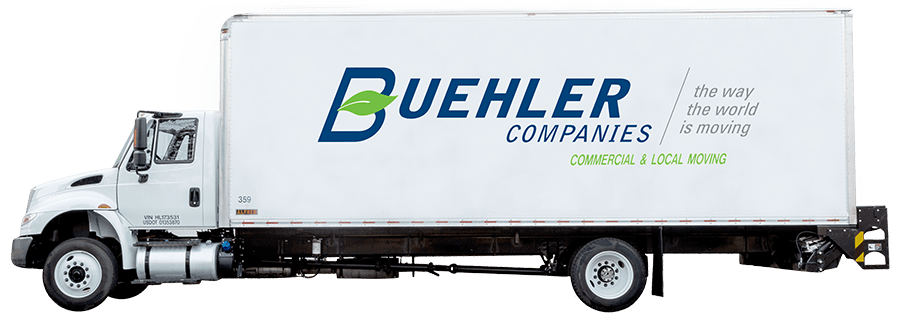 Buehler Moving - Truck