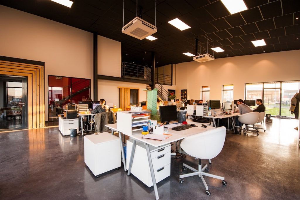 How Office Layouts Affects Your Team
