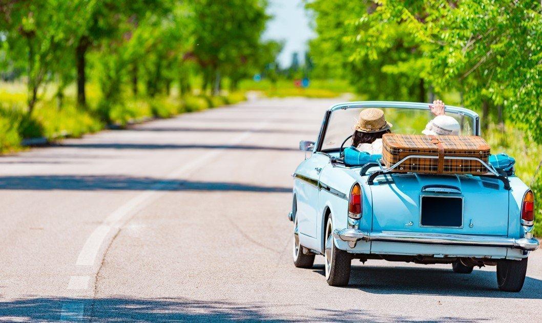 Store Your Getaway Vehicle