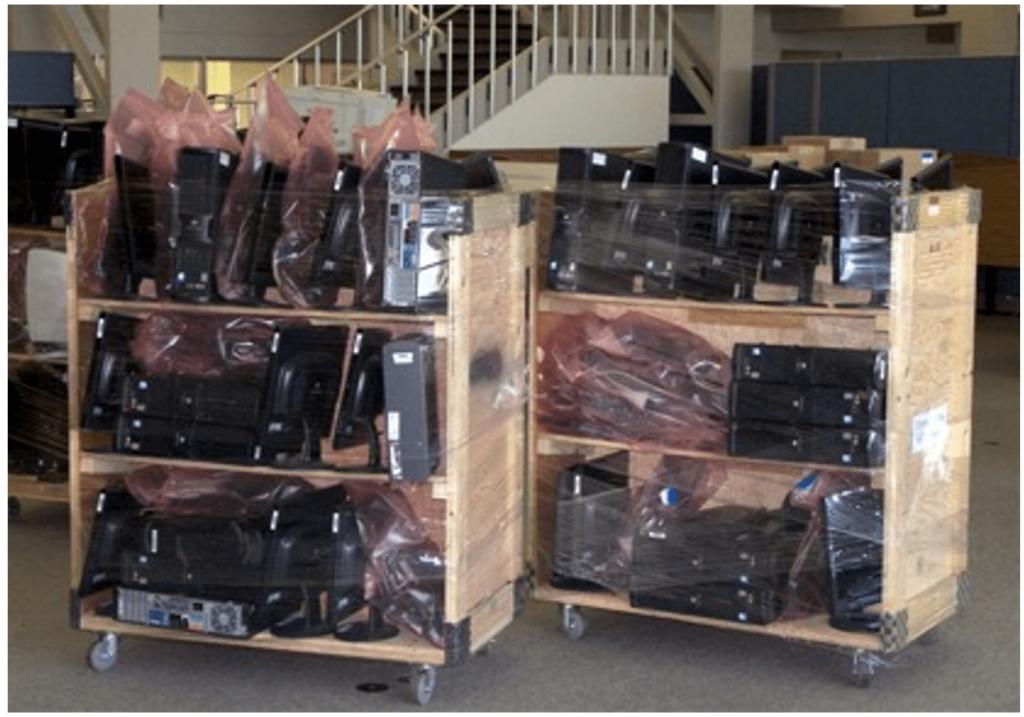 Buehler Carts Equipment