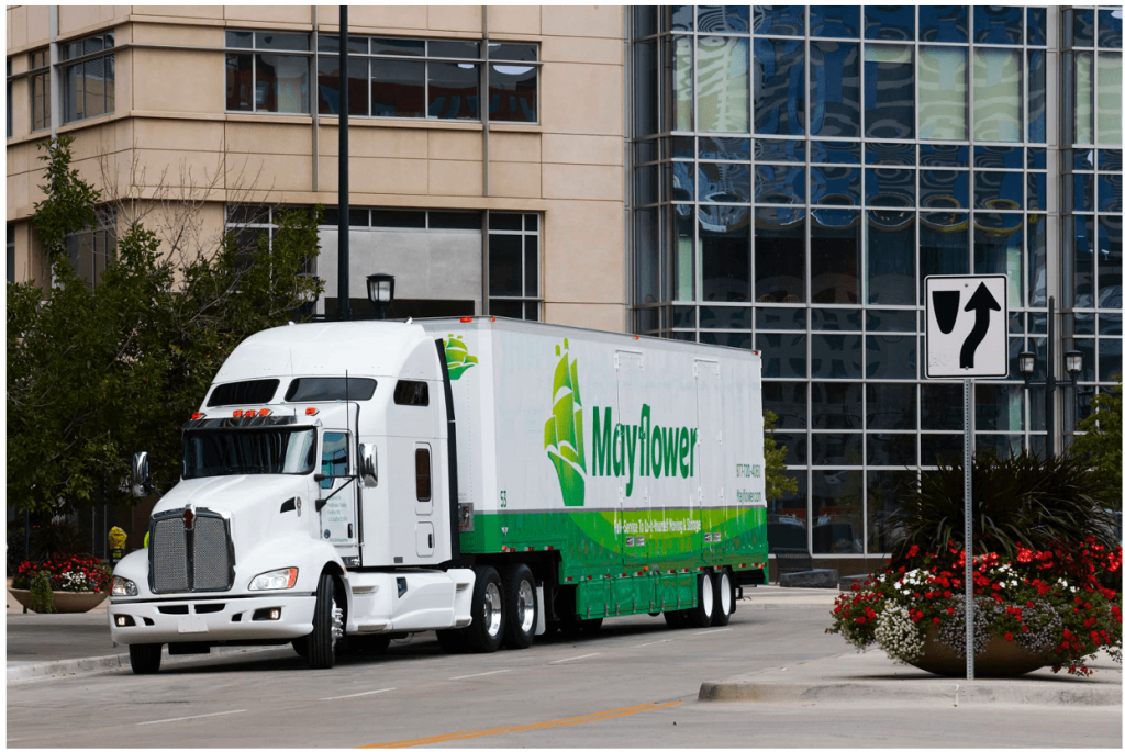 Buehler Company Paid Move Truck for bulding