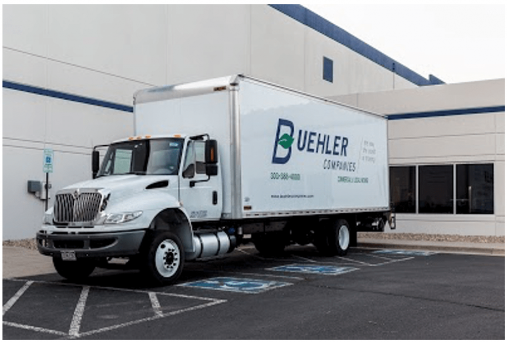 buehler Local Moving Truck