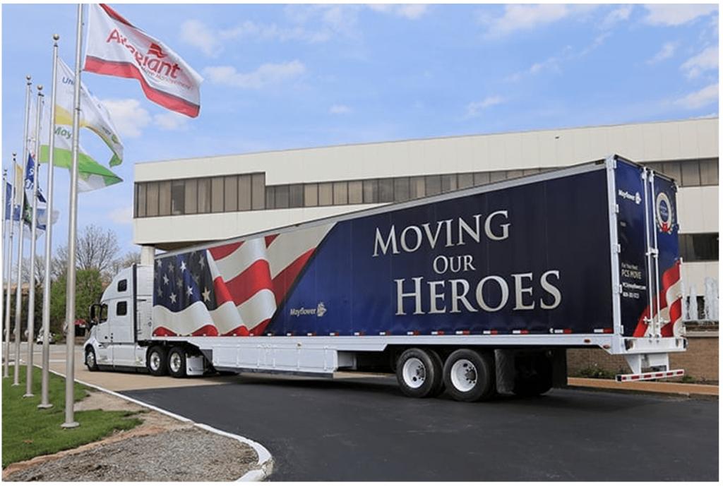 Buehler Military Move Hearos Truck