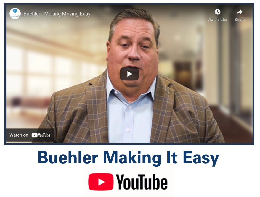 Youtube - Buehler Making It Easy