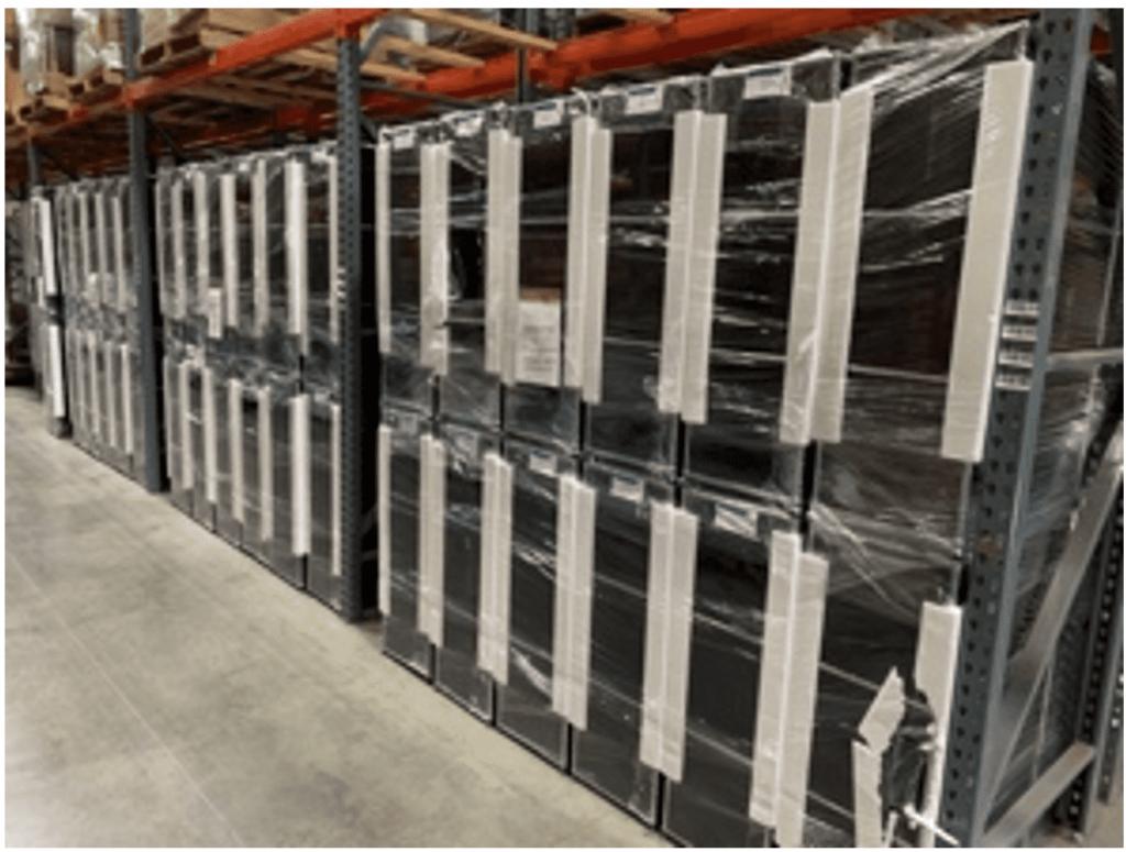 Buehler's storage solution