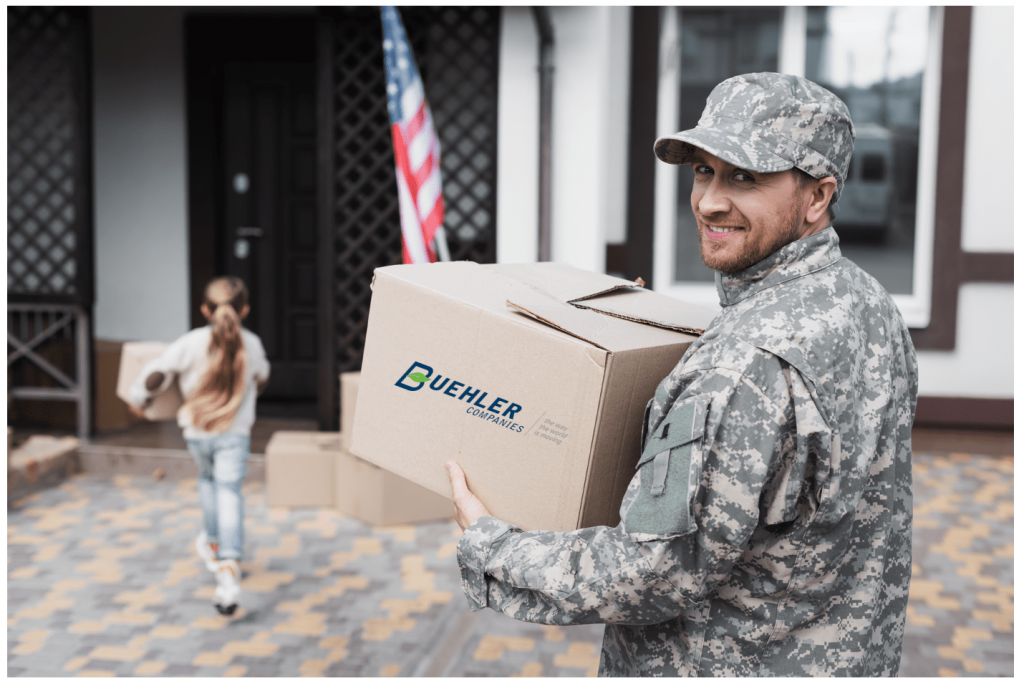 Buehler's Military Moving Service