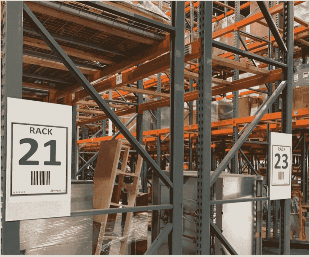 Buehler Warehouse management system