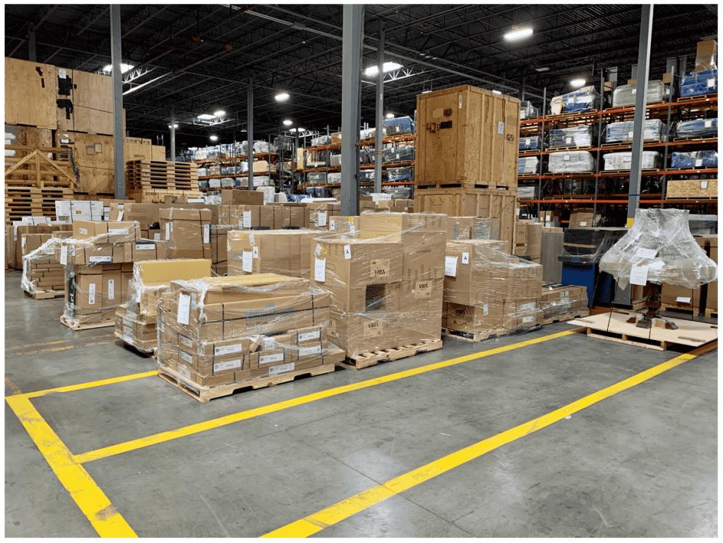 Buehler Distribution Center Facility