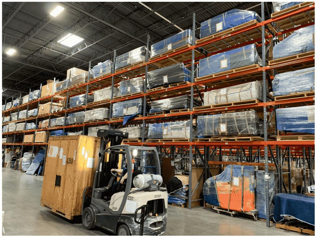 Buehler Furniture Storage Facility