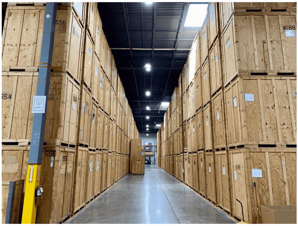 Buehler Household Storage Facility
