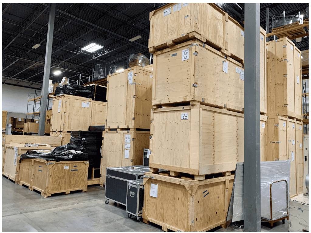 Buehler Secure Storage Facility