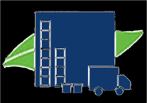 Buehler Warehousing Logo